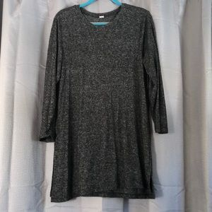💙3 FOR $35💙 Old Navy grey/black Soft Tee